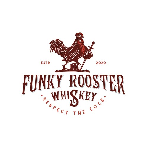 Funky Rooster Whiskey
