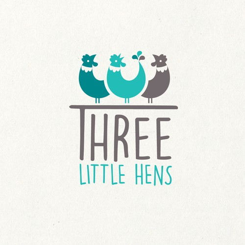 Three Little Hens