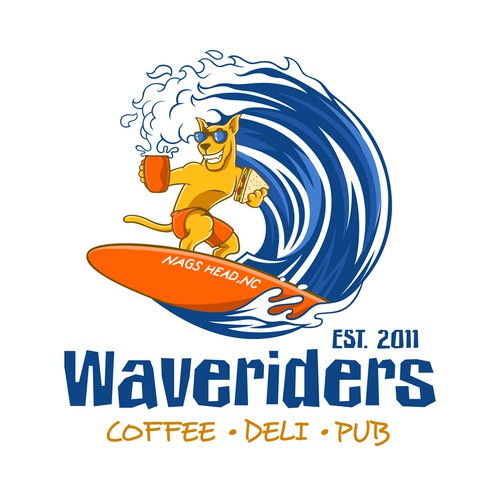 Waveriders Coffee Deli Pub