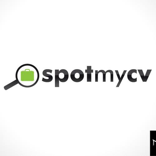 Design a logo for a new online job website. Be creative!
