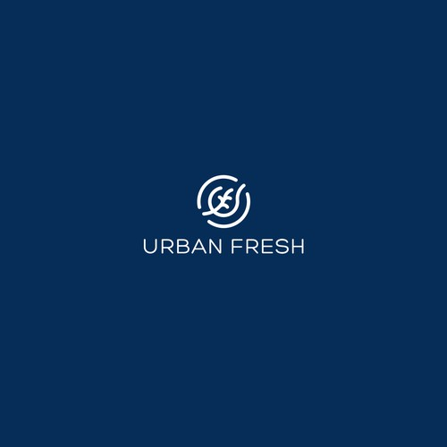 Bold logo contest for URBAN FRESH