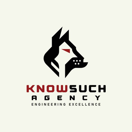 Know Such Agency Bold Logo for Engineering Excellence