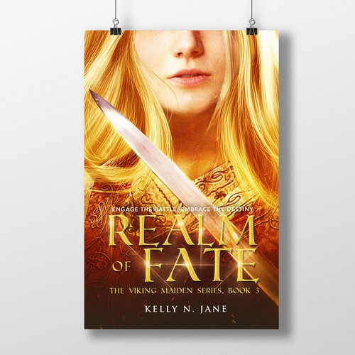 Realm of Fate: the Viking Maiden series book 3