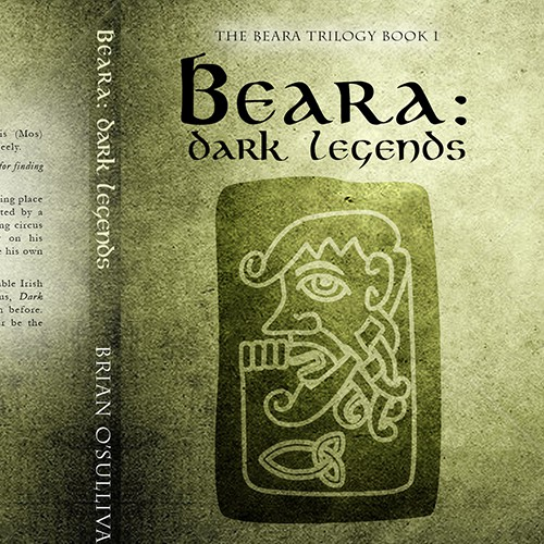 book or magazine cover for Irish Imbas Books