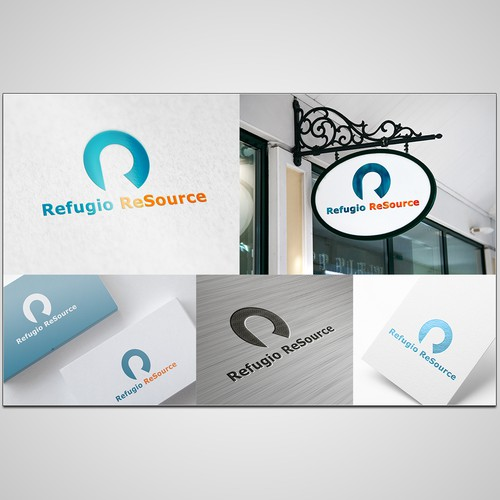 Investors, social entrepreneurs Logo