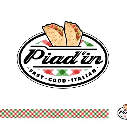 Logo for an italian FastFood