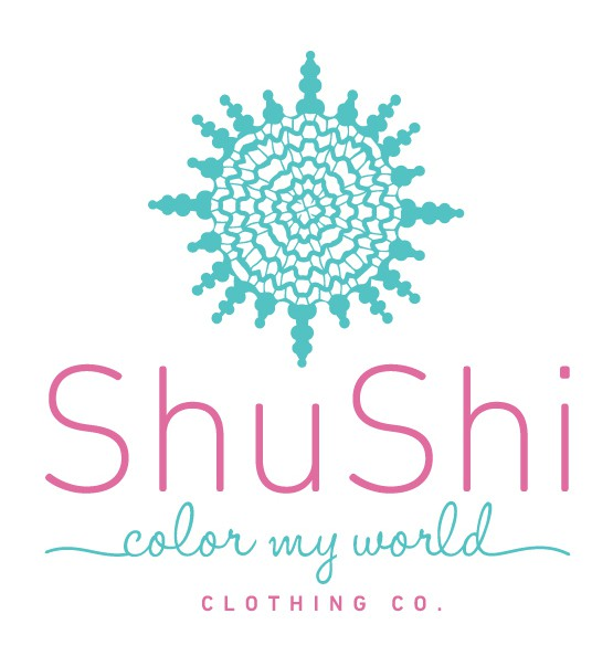 Design a great logo for ShuShi Clothing/Accessories collection