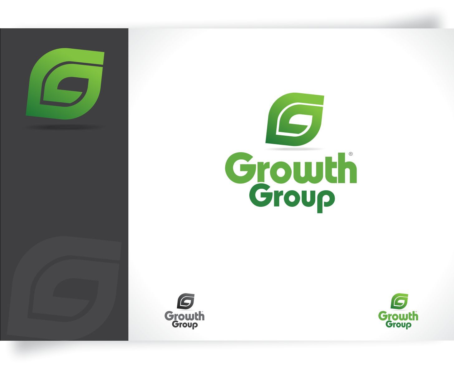 logo for Growth Group or just two g's