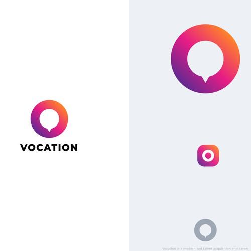 Logo concept Vocation