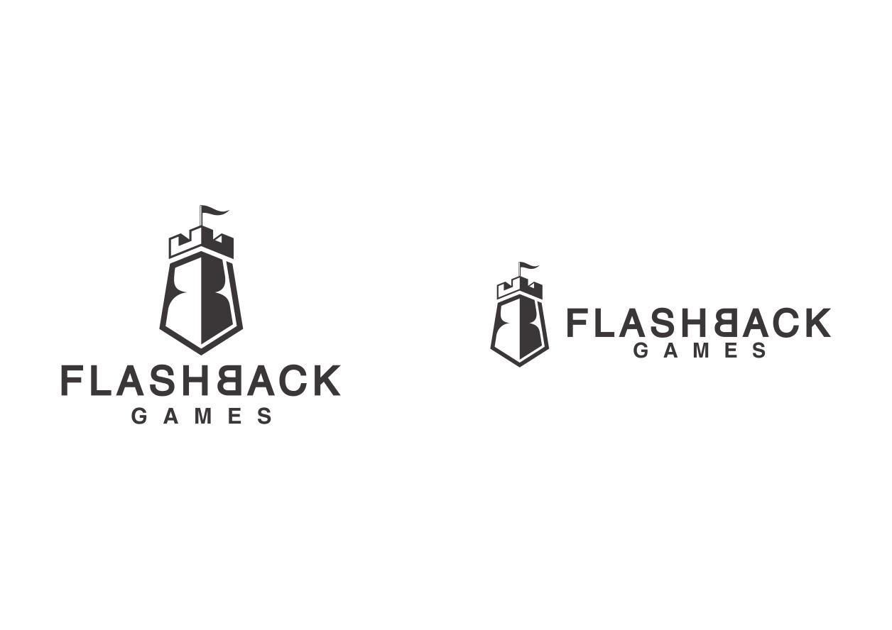 "Game developer ""Flashback Games"" needs a new logo"