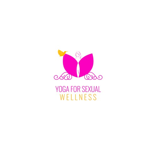 logo for yoga sexual