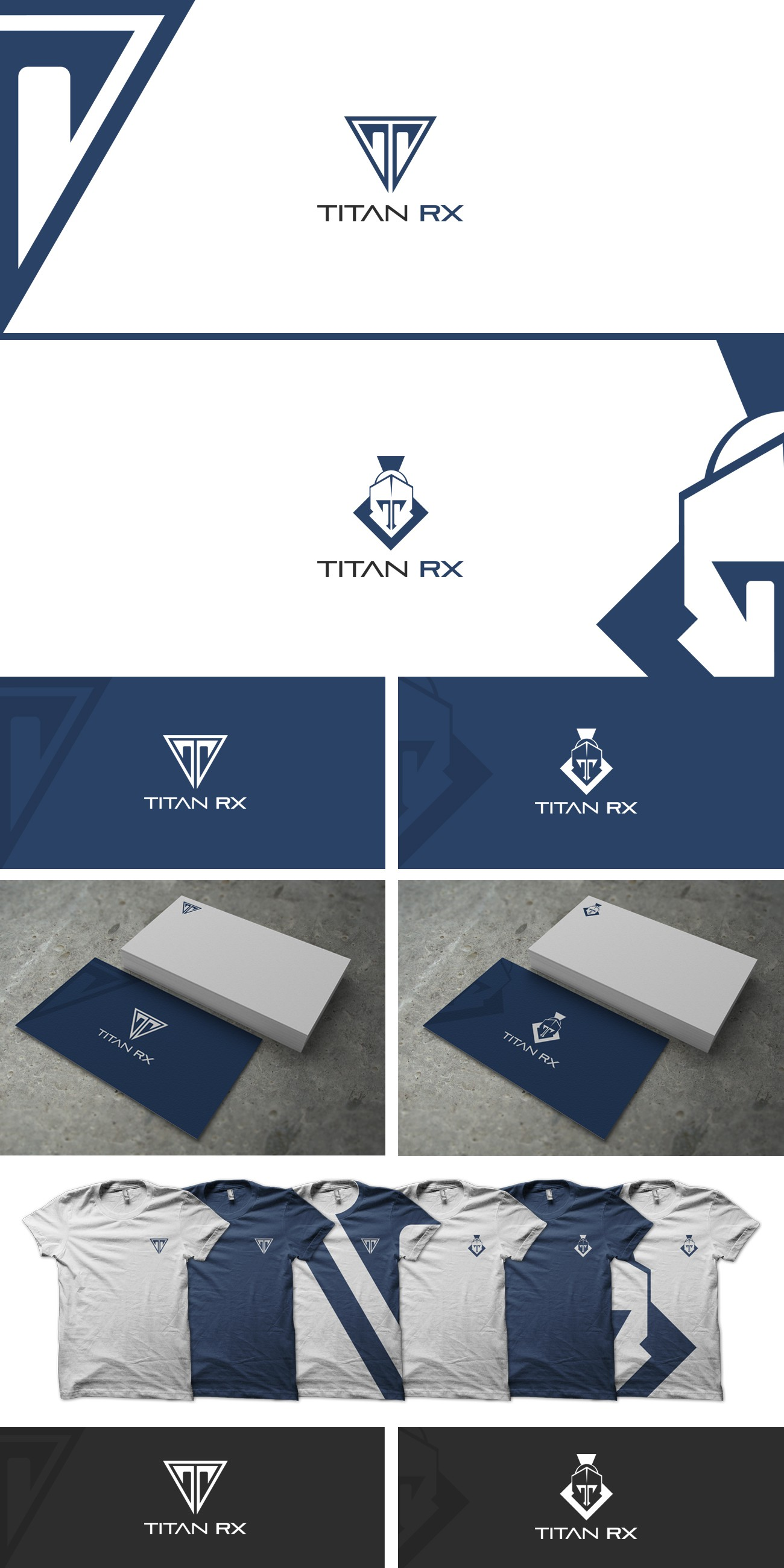 Logo wanted for Titan Pharmaceuticals