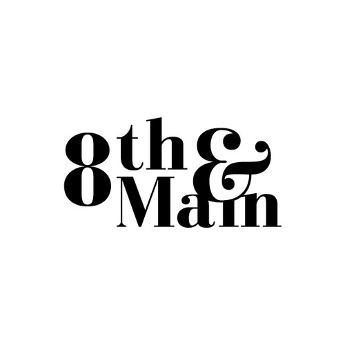 Help Design a Logo for our Luxury Apartments called 8th & Main!
