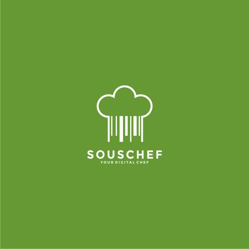 logo for SOUCHEF, your digital chef