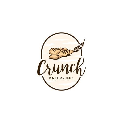 CRUNCH CAKERY INC Logo