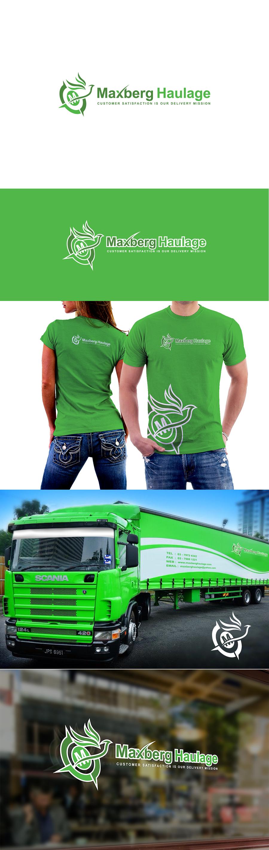 Creative Logo for Transport Company (Haulage)