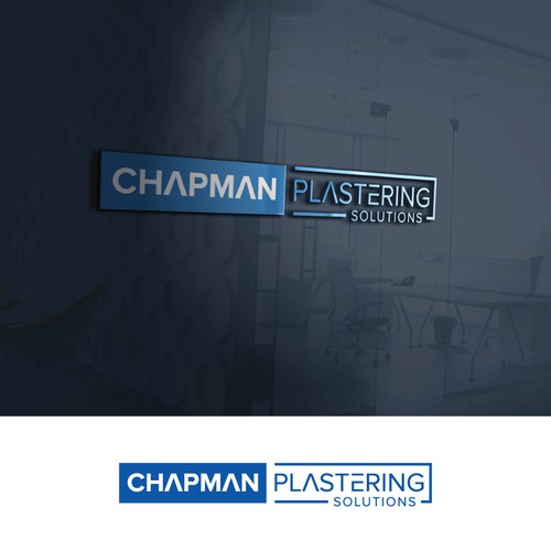 Logo for CHAPMAN PLASTERING SOLUTIONS