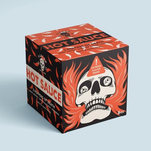 Hot Sauce Box