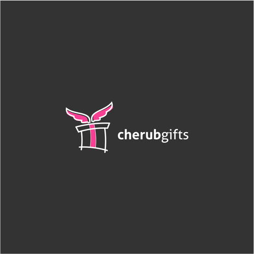 Logo for luxurious gift store