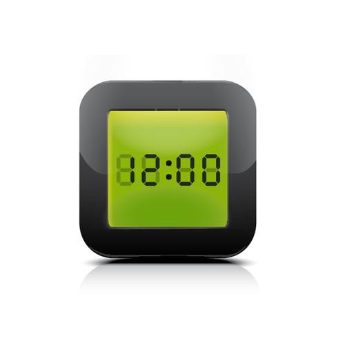 Create a Cool Clock Icon?