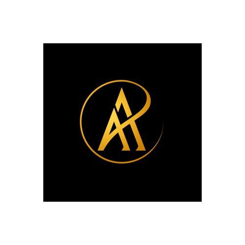 Simple, Elegant Two Letter Logo