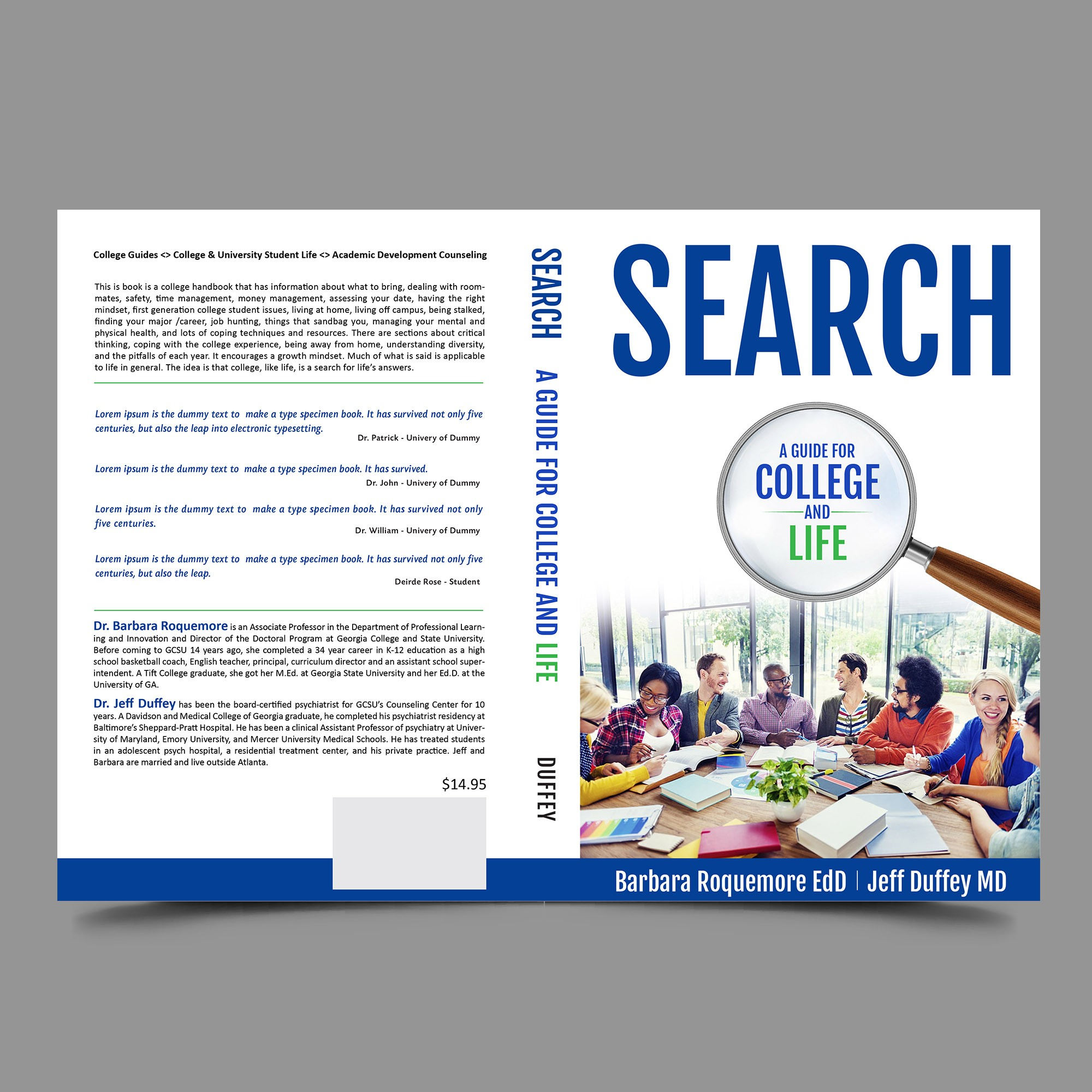SEARCH: A Guide for College and Life