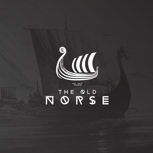 Nordic style logo.