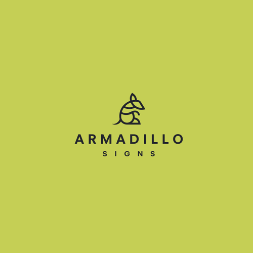 ARMADILLO SIGNS