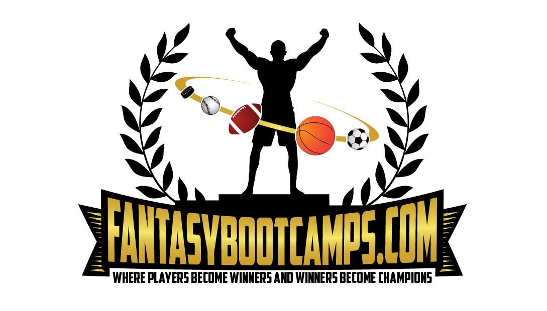Create a winning logo for fantasybootcamps.com.