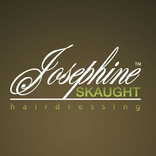 Create the next logo for josephine skaught hairdressing