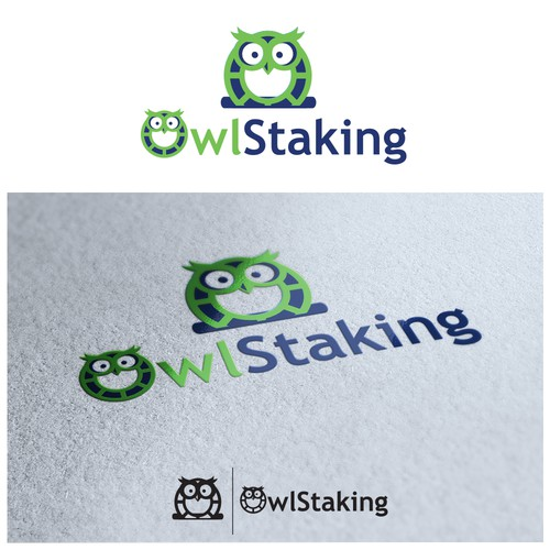 Logo for Owl Staking