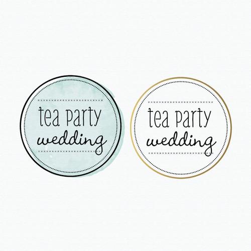 为茶党婚礼想要新的标志
