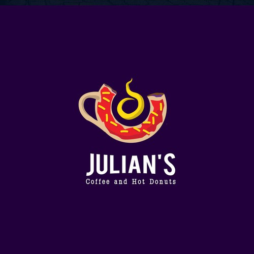 My logo concept for Julian's