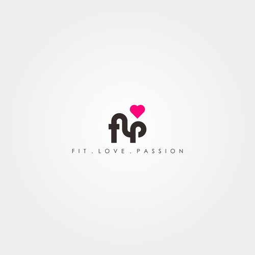 Fit Love Passion Logo