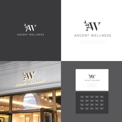 Elegant logo for wellness studio