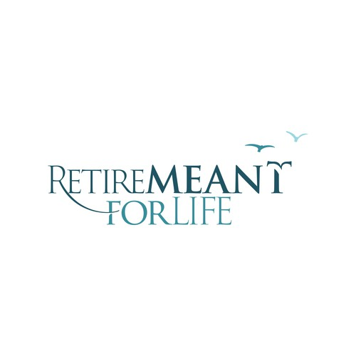 RetireMEANT for LIFE logo