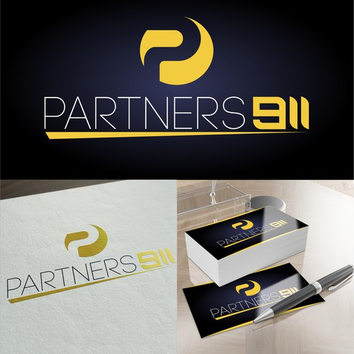Design Logo - Partners911