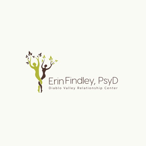 Logo for a psychotherapy clinic.