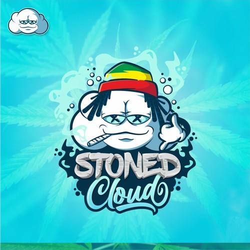 Marijuana Mascot Design