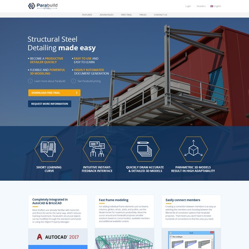 Website Parabuild