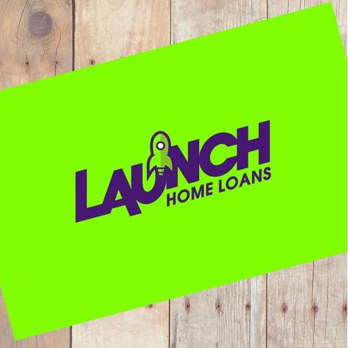 Design a fun, energetic, optimistic, logo for mortgage company
