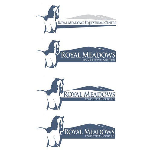logo design and brand identify for exciting new equestrian facility