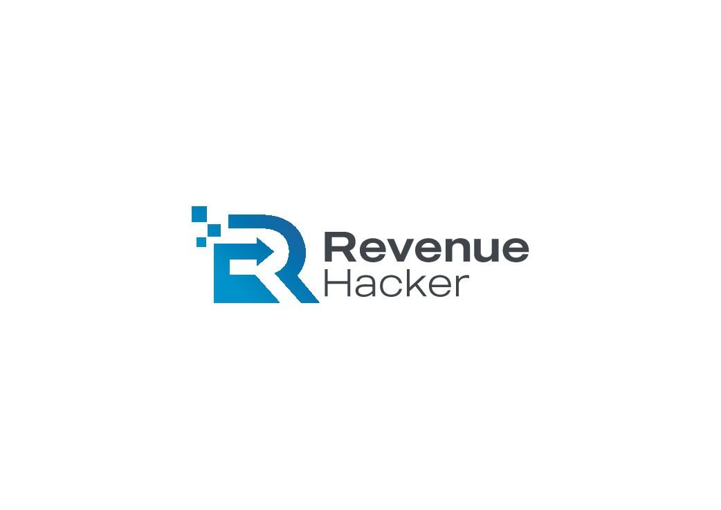 Modern logo for a marketing agency