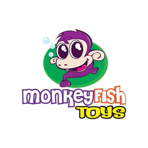 entry for monkey fish toys