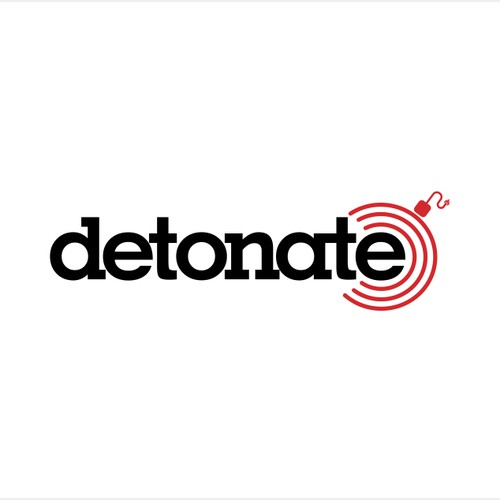 Logo design concept for Detonate
