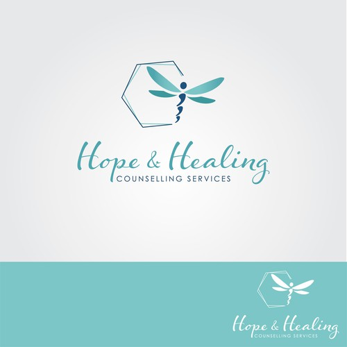 Elegant, fun logo for Counselling Services
