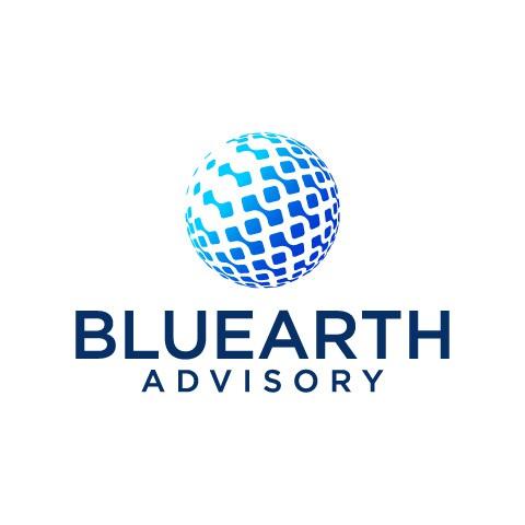modern logo for advisory firm