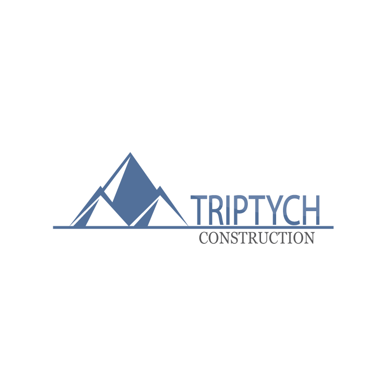 Help Triptych Construction with a new logo