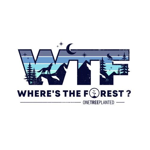 WTF - Merchandise Branding
