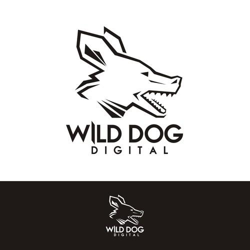 Logo for Wild Dog Digital